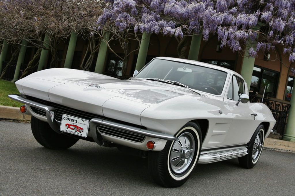 1964 Corvette Sting Ray Coupe